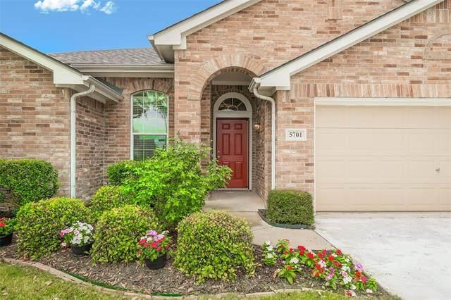 5701 Secco Drive, Fort Worth, TX 76179 (MLS #14352601) :: Century 21 Judge Fite Company