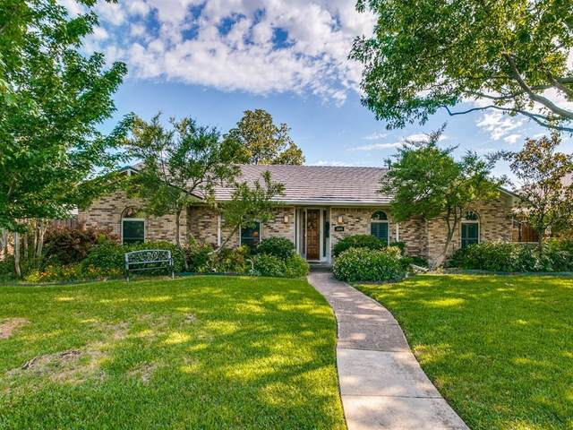 3504 Bonniebrook Drive, Plano, TX 75075 (MLS #14352611) :: HergGroup Dallas-Fort Worth