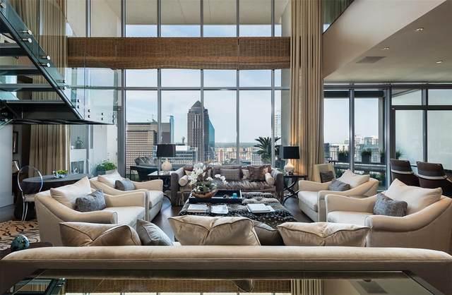 1717 Arts Plaza #2307, Dallas, TX 75201 (MLS #14352614) :: Tenesha Lusk Realty Group
