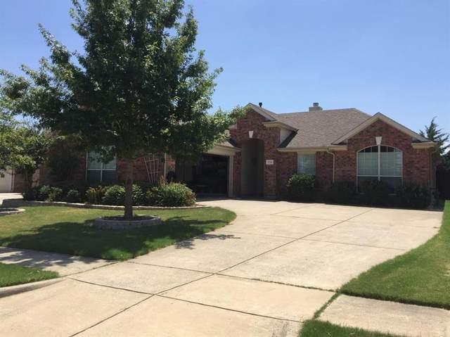 1514 Sleepy Hollow Drive, Allen, TX 75002 (MLS #14352635) :: The Heyl Group at Keller Williams