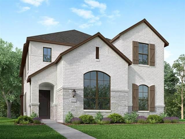 2508 Elm Place, Northlake, TX 76247 (MLS #14352637) :: Team Hodnett