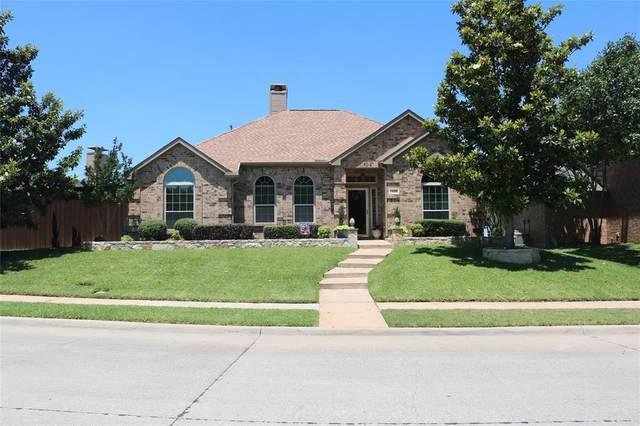 1405 Sunswept Terrace, Lewisville, TX 75077 (MLS #14352650) :: Real Estate By Design