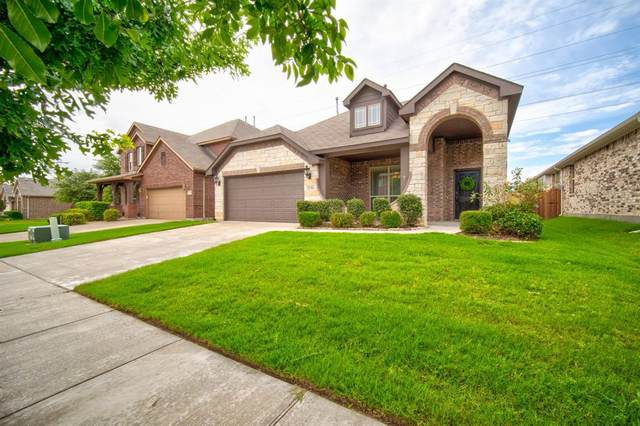 256 Darlington Trail, Fort Worth, TX 76131 (MLS #14352652) :: All Cities USA Realty
