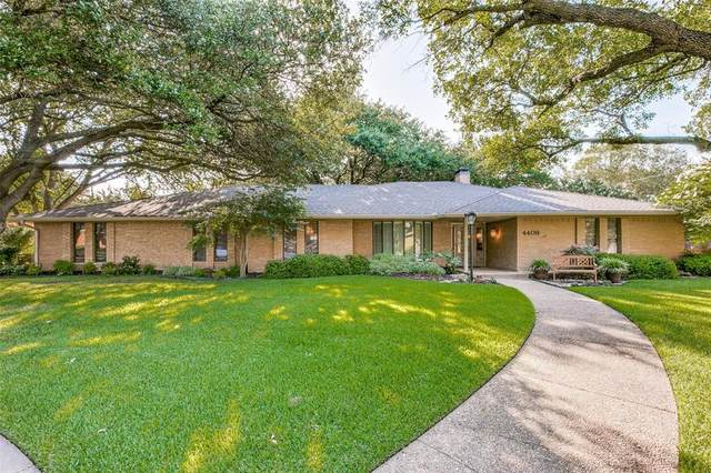 4409 Echo Glen Drive, Dallas, TX 75244 (MLS #14352653) :: The Mitchell Group