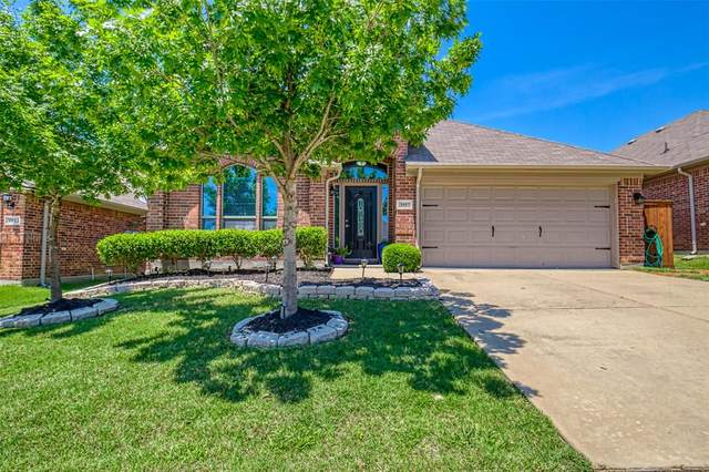 3957 Long Hollow Road, Fort Worth, TX 76262 (MLS #14352656) :: The Kimberly Davis Group