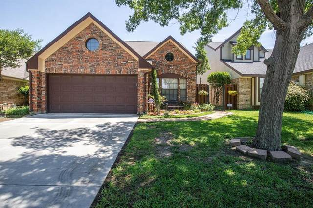 1230 Settlers Way, Lewisville, TX 75067 (MLS #14352659) :: The Good Home Team