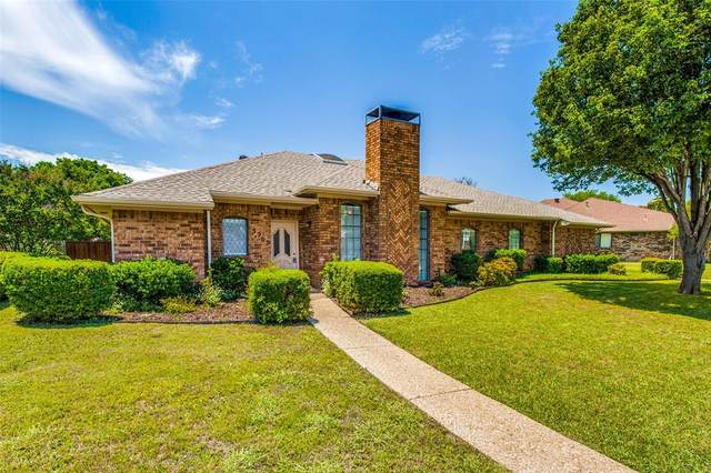3505 Hilltop Lane, Plano, TX 75023 (MLS #14352663) :: HergGroup Dallas-Fort Worth