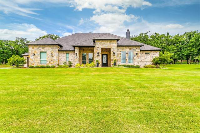6927 Kirk Lane, Burleson, TX 76028 (MLS #14352681) :: All Cities USA Realty