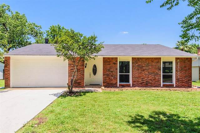 5529 King Drive, The Colony, TX 75056 (MLS #14352697) :: The Hornburg Real Estate Group