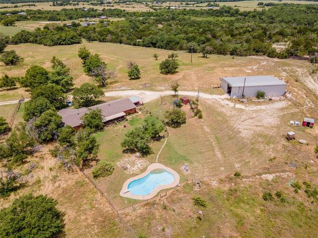 4637 County Road 156, Bluff Dale, TX 76433 (MLS #14352702) :: Tenesha Lusk Realty Group