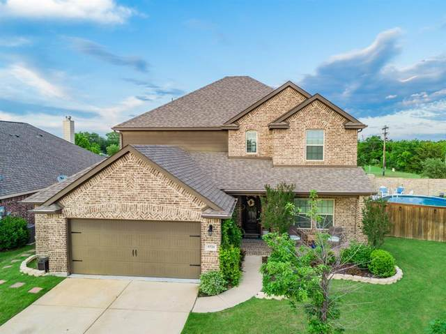5721 Buffalo Springs Drive, Frisco, TX 75036 (MLS #14352734) :: Real Estate By Design