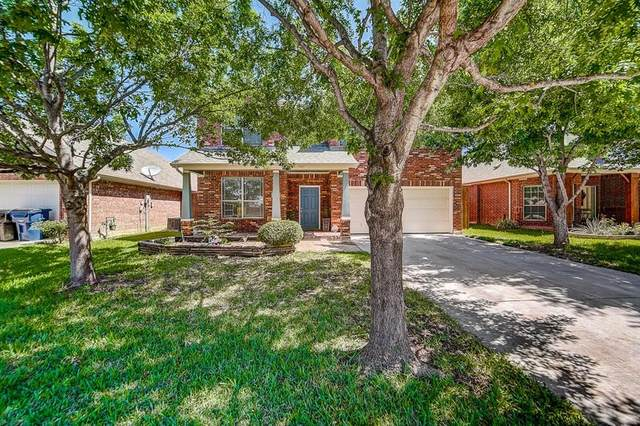 2168 Stuttgart Drive, Frisco, TX 75033 (MLS #14352746) :: The Good Home Team