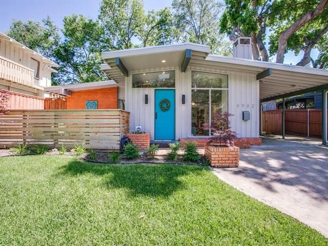 8902 Vinewood Drive, Dallas, TX 75228 (MLS #14352749) :: HergGroup Dallas-Fort Worth