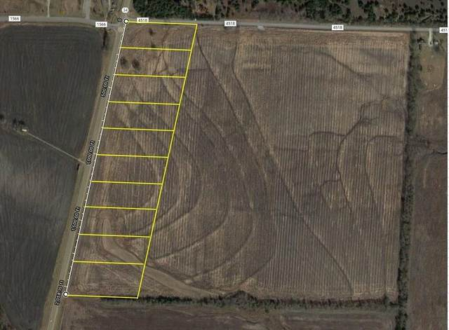 TBD County Rd 4518, Wolfe City, TX 75496 (MLS #14352752) :: Real Estate By Design