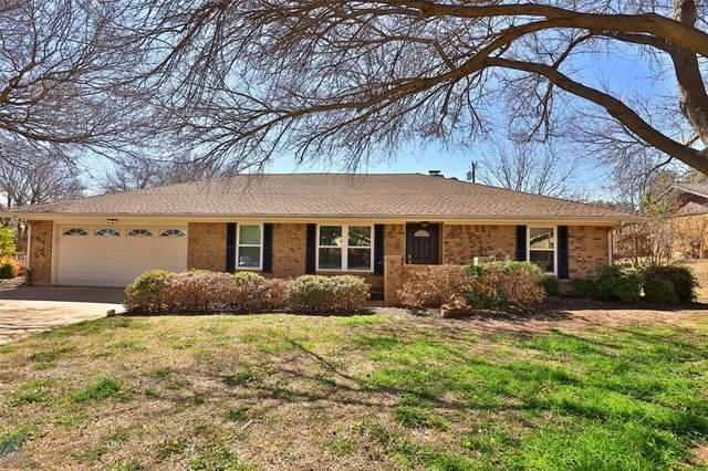 2709 Darrell Drive, Abilene, TX 79606 (MLS #14352753) :: Trinity Premier Properties