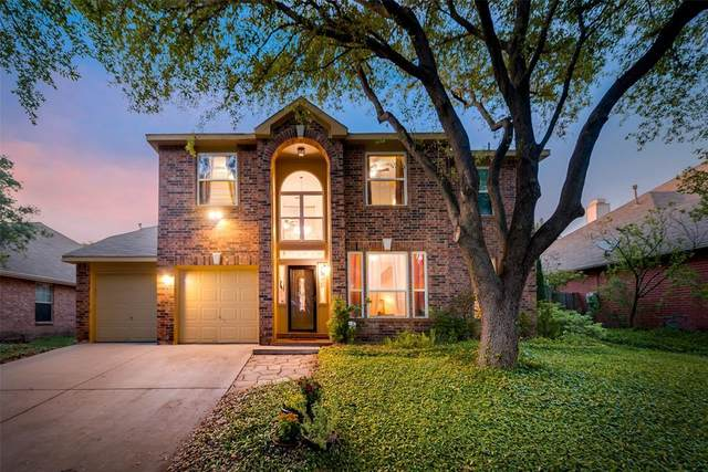5349 Fort Concho Drive, Fort Worth, TX 76137 (MLS #14352770) :: The Mauelshagen Group