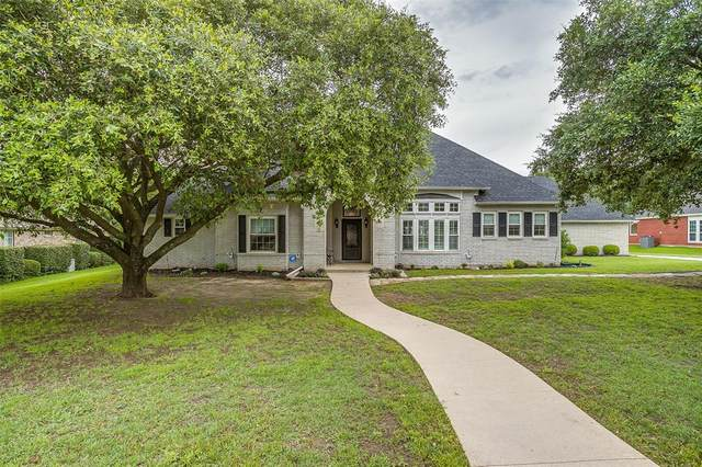 1010 Colonial Court, Kennedale, TX 76060 (MLS #14352775) :: The Rhodes Team