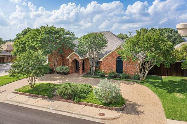 7103 Nicki Court, Dallas, TX 75252 (MLS #14352776) :: The Kimberly Davis Group