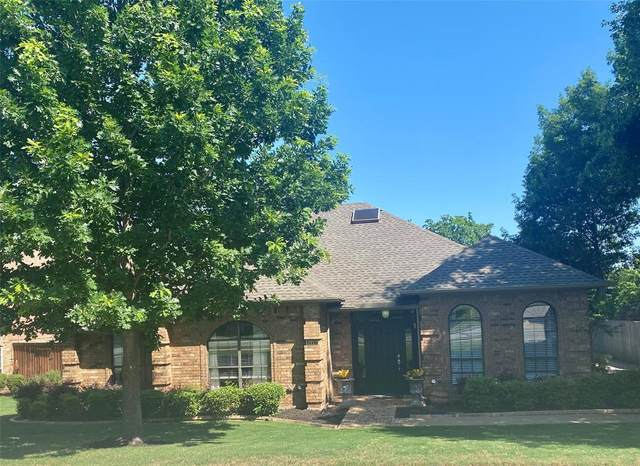 3917 Meadow Drive, Grapevine, TX 76051 (MLS #14352779) :: Team Hodnett