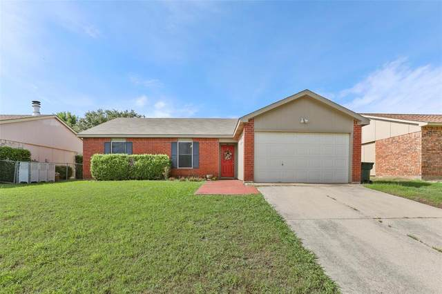 4925 Woodruff Drive, The Colony, TX 75056 (MLS #14352786) :: The Hornburg Real Estate Group