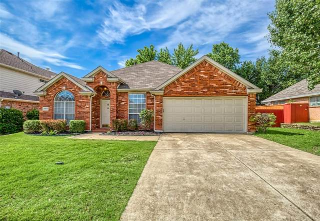 3003 Quail Hollow, Mckinney, TX 75072 (MLS #14352788) :: The Tierny Jordan Network