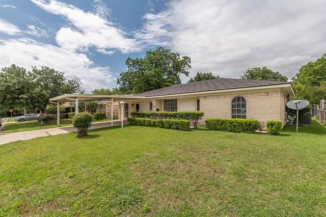 248 Rancho Drive, Saginaw, TX 76179 (MLS #14352802) :: All Cities USA Realty
