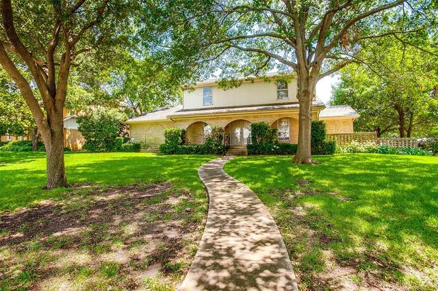 4406 Ridgeside Drive, Dallas, TX 75244 (MLS #14352806) :: The Kimberly Davis Group