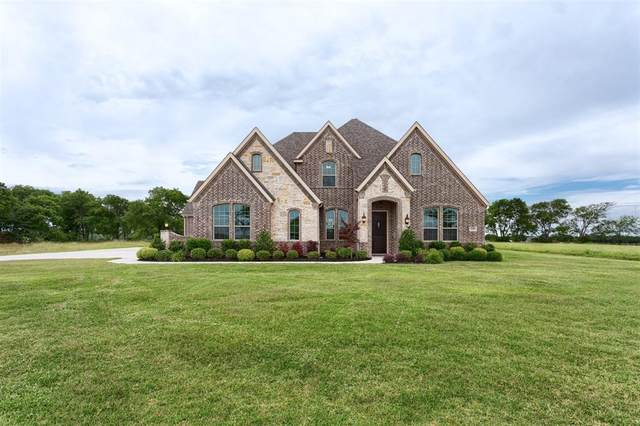 4282 Lake Shore Drive, Mckinney, TX 75071 (MLS #14352822) :: All Cities USA Realty