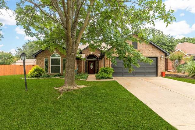 2229 Brooklake Street W, Denton, TX 76207 (MLS #14352826) :: Team Hodnett