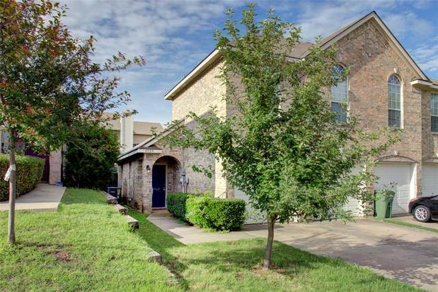 4028 Cottage Park Court, Arlington, TX 76013 (MLS #14352840) :: Real Estate By Design