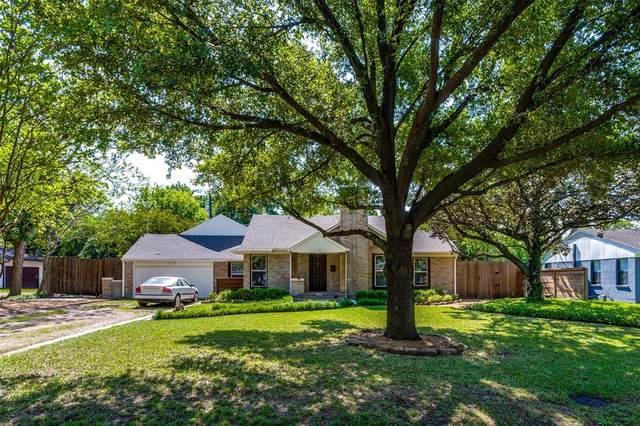 9930 Losa Drive, Dallas, TX 75218 (MLS #14352844) :: Tenesha Lusk Realty Group
