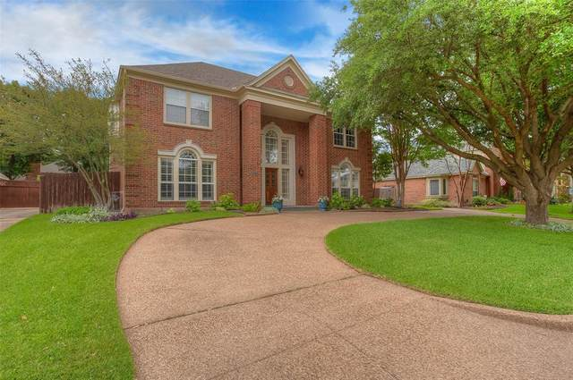 6709 E Park Drive, Fort Worth, TX 76132 (MLS #14352847) :: The Heyl Group at Keller Williams