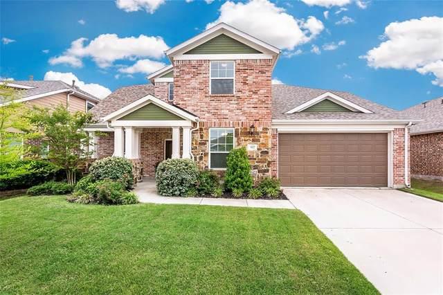 1812 Settlement Way, Aubrey, TX 76227 (MLS #14352855) :: RE/MAX Landmark