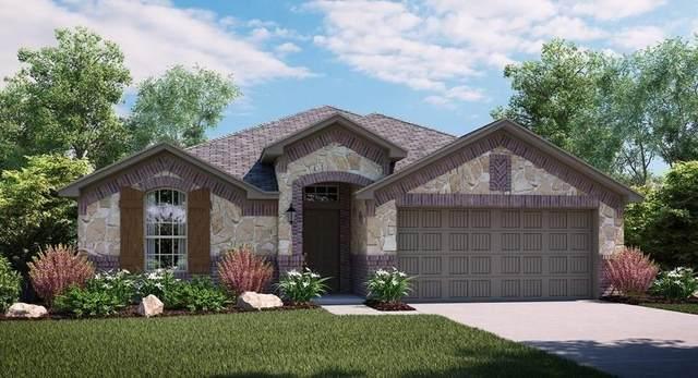 805 Amberwood Court, Fort Worth, TX 76052 (MLS #14352867) :: Team Hodnett