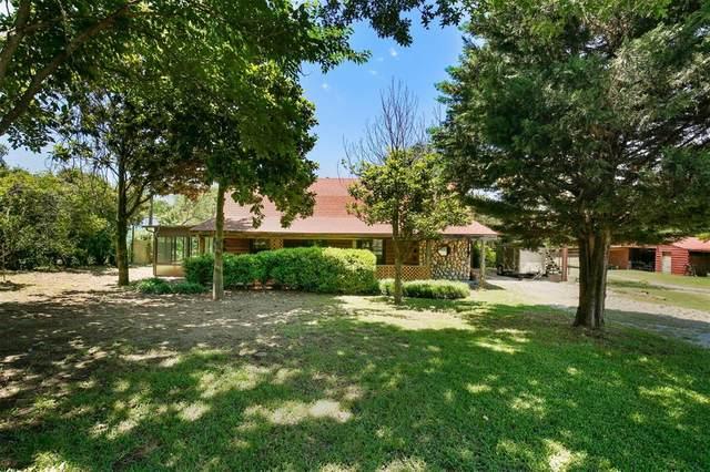 1428 Ridgeview Street, Azle, TX 76020 (MLS #14352868) :: The Hornburg Real Estate Group