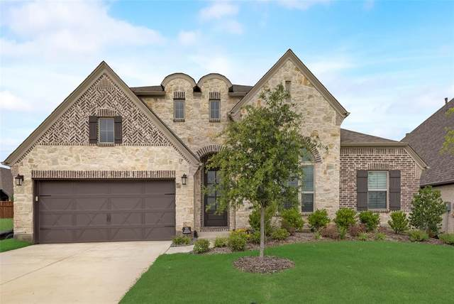 332 Texas Red Lane, Little Elm, TX 75068 (MLS #14352875) :: Baldree Home Team