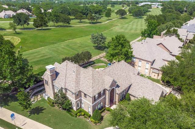 2614 Cedarwood Court, Mckinney, TX 75072 (MLS #14352877) :: All Cities USA Realty