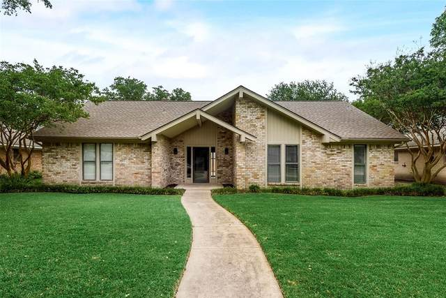 1203 Grinnell Drive, Richardson, TX 75081 (MLS #14352885) :: Real Estate By Design