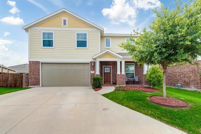 437 Brady Creek Road, Fort Worth, TX 76131 (MLS #14352890) :: The Star Team | JP & Associates Realtors
