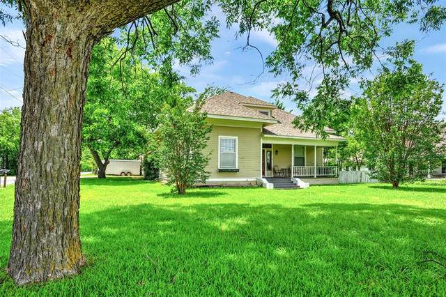 204 S Pecan Street, Bells, TX 75414 (MLS #14352909) :: The Good Home Team