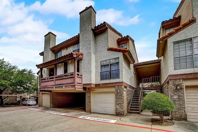 5626 Preston Oaks Road 51C, Dallas, TX 75254 (MLS #14352912) :: The Kimberly Davis Group