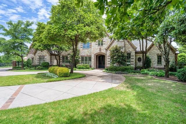 1251 Biltmore Drive, Southlake, TX 76092 (MLS #14352917) :: Team Hodnett