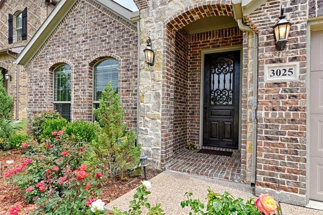 3025 Misty Pines Drive, Fort Worth, TX 76177 (MLS #14352954) :: The Kimberly Davis Group
