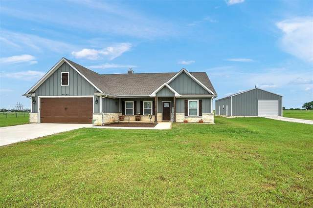 4985 Old Town Road, Whitesboro, TX 76273 (MLS #14352958) :: The Hornburg Real Estate Group