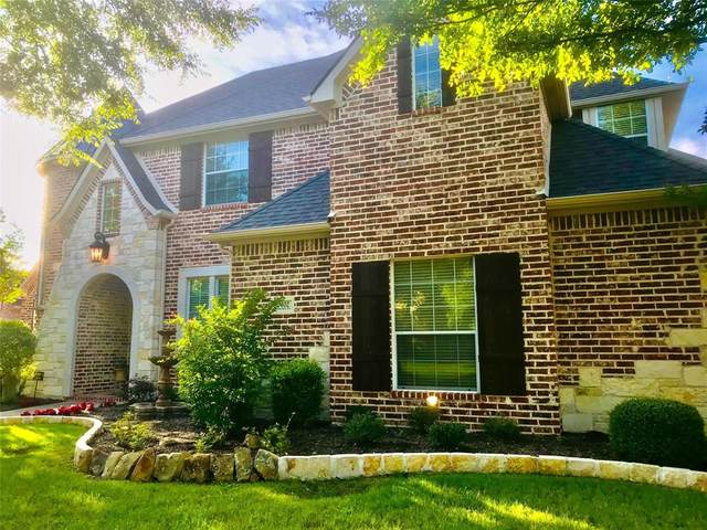 7402 Waterfall Drive, Mckinney, TX 75072 (MLS #14352976) :: The Mitchell Group