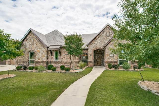 9112 Belshire Drive, North Richland Hills, TX 76182 (MLS #14352983) :: The Chad Smith Team