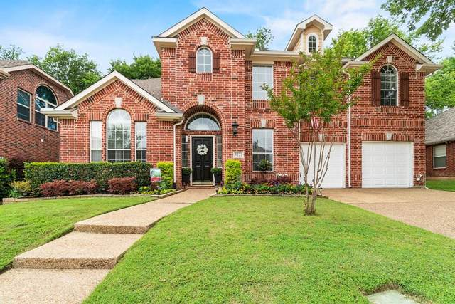 5221 Arrowhead Way, Mckinney, TX 75072 (MLS #14352987) :: All Cities USA Realty