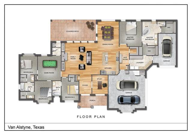 238 Lorene, Van Alstyne, TX 75495 (MLS #14353006) :: The Hornburg Real Estate Group