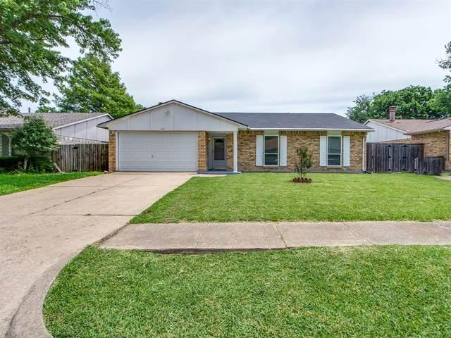 522 Woodcrest Way, Forney, TX 75126 (MLS #14353010) :: RE/MAX Landmark