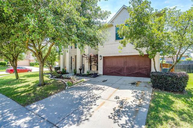 912 Greenwood Drive, Burleson, TX 76028 (MLS #14353011) :: The Mitchell Group